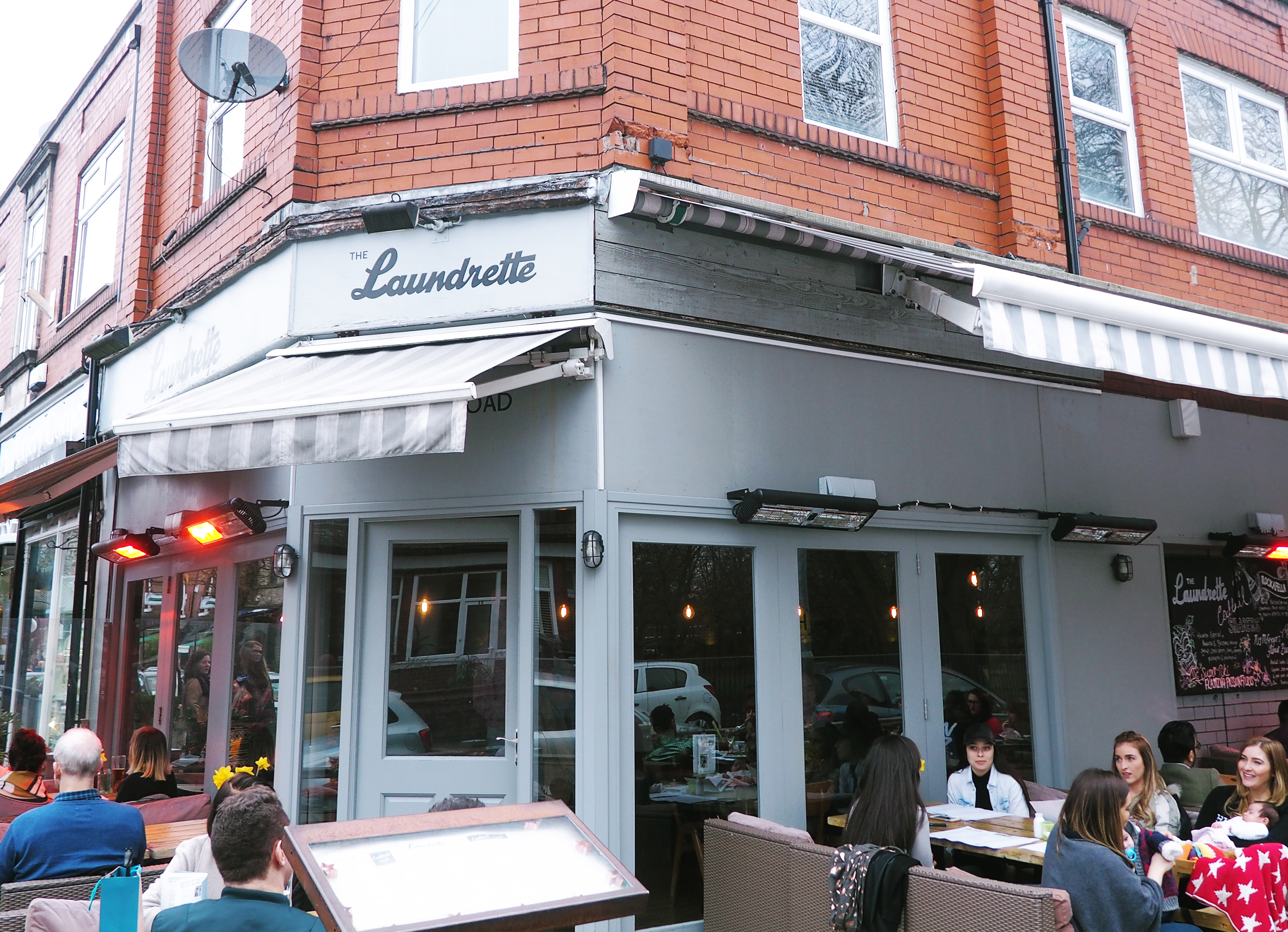 The Laundrette chorlton green manchester - quirky restaurant review
